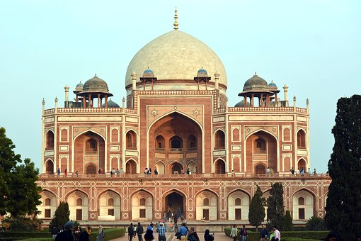 India, Palace, Delhi, Architecture, Monument, Old