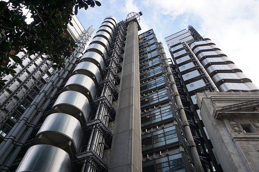 Architecture, Modern, Industrial, London, City