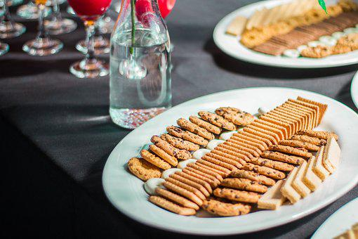 Cotail, Cookies, Sweet, Table, Cookie, Decoration