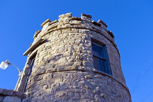 Guard, Tower, Castle, Architecture, Defense