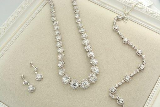 Jewellery, Jewelry, Cubic Zircon, Diamond, Fashion