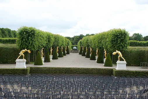 Germany, Hanover, Historically, Herrenhausen, Park
