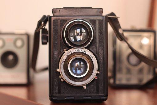 Camera, Old, Photo, Machine, Photography, Nostalgia