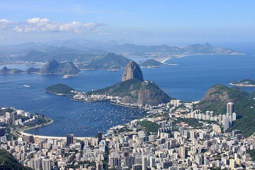 Pan De Azucar, Rio Do Janeiro, Brazil, Travel