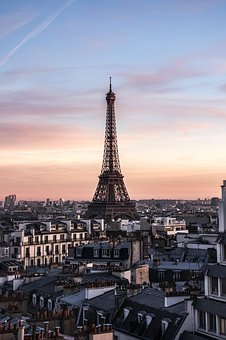 Paris, Rooftop, Roof, Roofing, Building, House