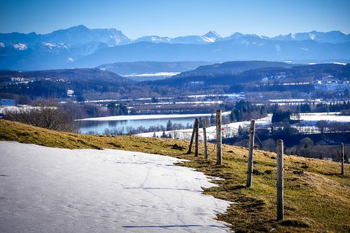 Mountains, Winter, Snow, Alpine, Panorama, Landscape