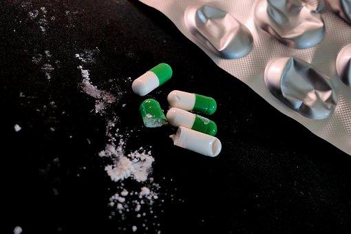Tablets, Drug, Encapsulate, Medical, Pills, Drugs