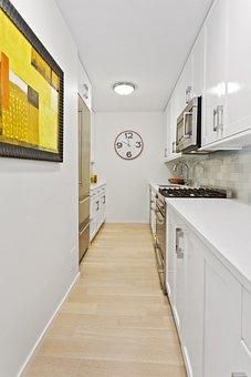 New York City, Manhattan, Granite Counters, Usa