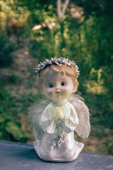 Angel, Cute, Window, Symbol, Angel Wings, Little