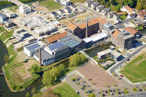 Matrix-roermond, Solar Energy, Agricultural, Durable