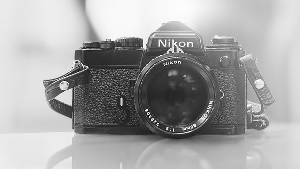 Picture, Vintage, Film, Retro, Digital, Analog, Slr