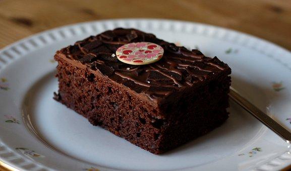 Cake, Chocolate Cake, Brownie Cake, Brownie