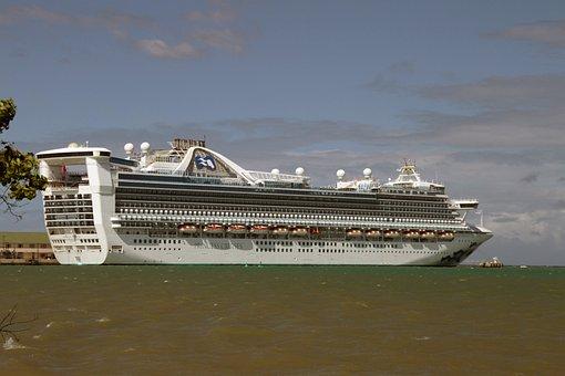 Ship, Cruise, Vacations, Cruising, Tourism, Holiday