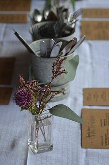 Decor, Table Setting, Flower