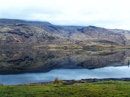 Scotland, Mull, Hebrides, Scottish, Sky, Landscape
