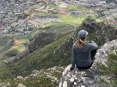 Hike, Hiking, Adventure, Outdoors, Mountain, Cape Town