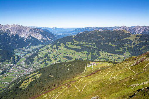 Vorarlberg, Montafon, Austria, Alpine, Mountains