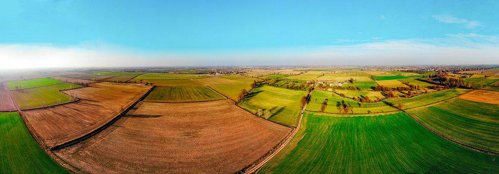 Overview, Campaign, Agricultural Fields, Drone