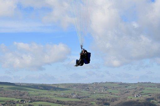 Paragliding, Paragliders, Tandem Paragliding, Aircraft