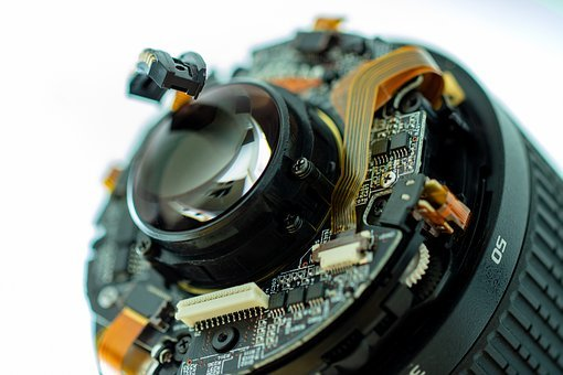 Lens, Technology, Defect, Repair, Photography