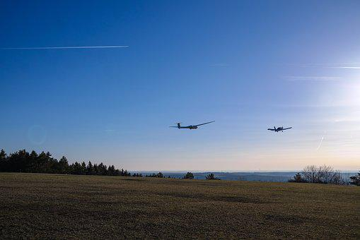 Aircraft, Glider, Gliding, Air Sports, Glider Pilot