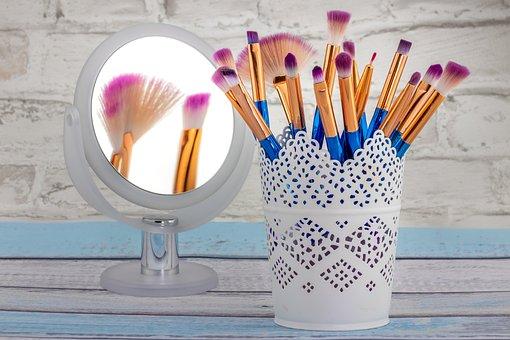 Cosmetics, Makeup Set, Make Up, Makeup, Beauty, Color