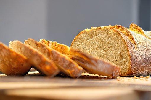 Bread, Baked Goods, Crispy, Loaf Of Bread, Cereals