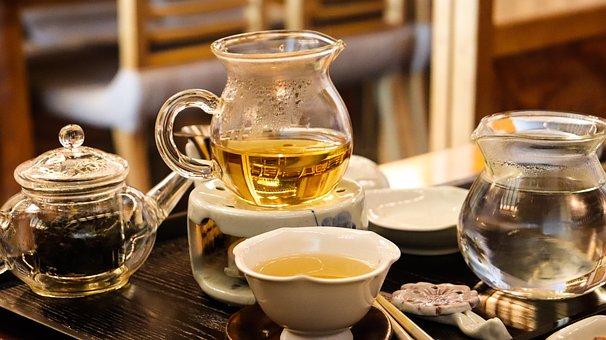 Tea, Korea, Herb Tea, Tea Room, Tea Cafe, Tea House