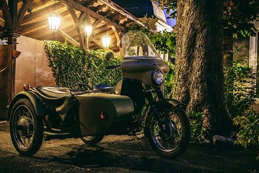Motorcycle, Two Wheeled Vehicle, Vehicle, Motoguzzi