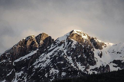 Mountains, South Tyrol, Olang, Plan De Corones, Alpine
