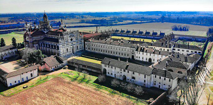 Certosa Di Pavia, Pavia