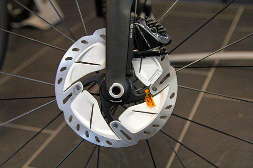 Brake, Brake Disc, Cycling, Disc Brake, Spoke, Shimano