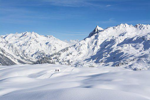 Sun Head, Vorarlberg, Austria, Klostertal, Ski Area