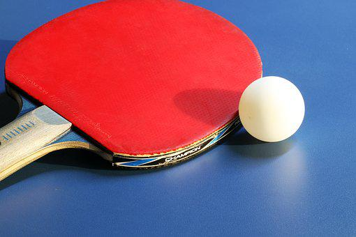 Table Tennis, Ping-pong Ball, Games, Sport, Hobby