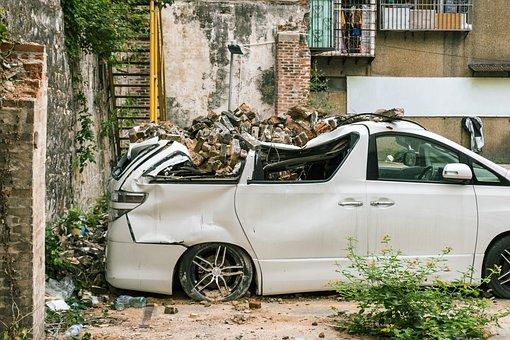 Car, Crash, Accident, Insurance, Vehicle, Automobile