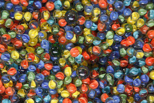 Marbles, Toys, Pattern, Photo Book, Background, Balls