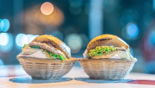 Burger, Food, Lifestyle, Live, Enjoy, Dinner, Eat