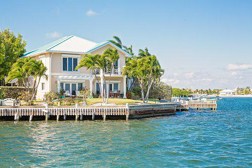 Cayman Islands Real Estate, Canal Front Condos, Luxury