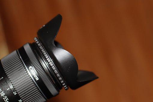 Canon, Hood, Studio, Face, Shutter, Professional, Focus