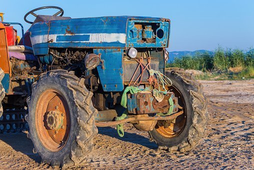 Tractor, Assembly, Repair, Fixing, Maintenance