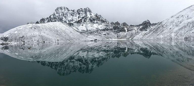 Gokyo, Gokyo Lake, Everest, Extreme, Hill, Mountain