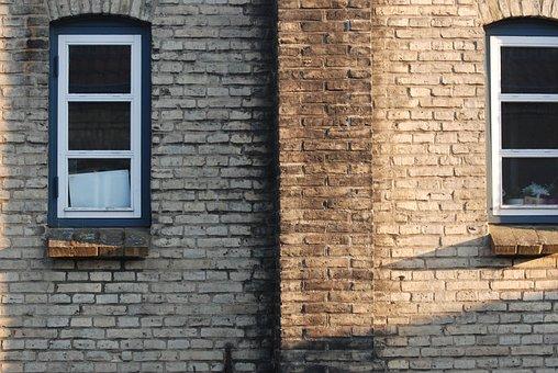 Wall, Stones, Opposites, Hell, Dark, Facade, Bricks