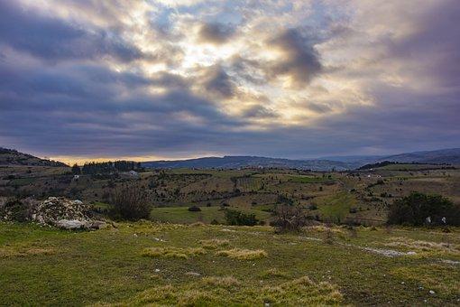 Nature, Cloud, Sky, Landscape, Atmosphere, Air