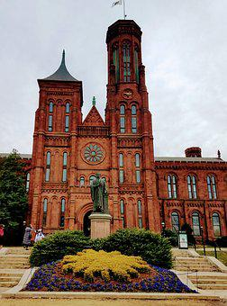 National Mall, Museum, Smithsonian Museum, Castle