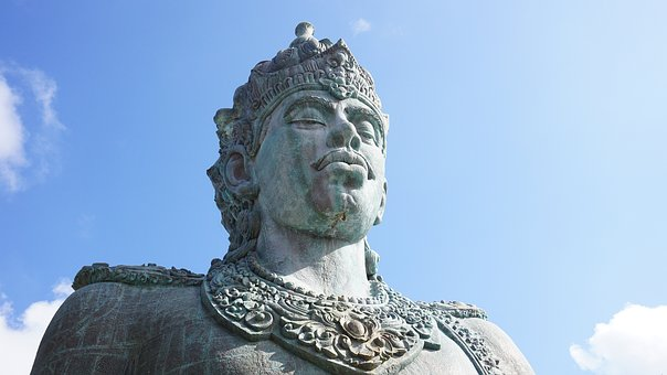 Statue, Bali, Indonesian, Travel, Heritage