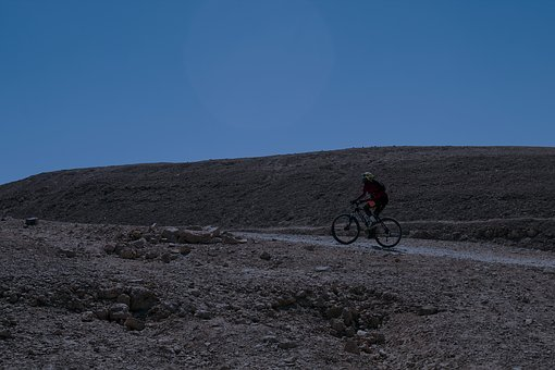 Bicycle, A Bike, Sport, Biking, Travel, Desert