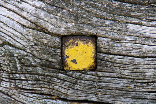 Wood, Weathered, Rusty, Nail, Structure, Background