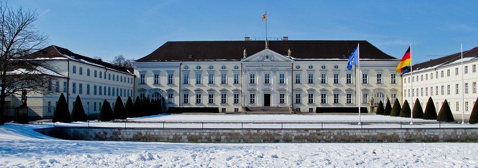 Federal President, Castle, Bellevue, Berlin