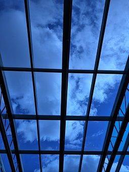 Heaven, Strecha, Structure, Sklenena Strecha, Clouds