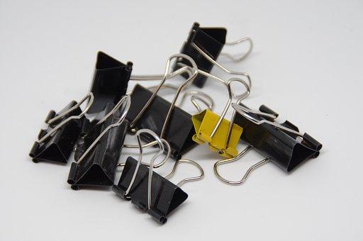 Foldback Clips, Multi-purpose Terminals, Clamp